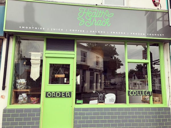 Health Shack back: another Shoreham café reopens