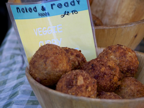 Naked & Ready Scotch eggs